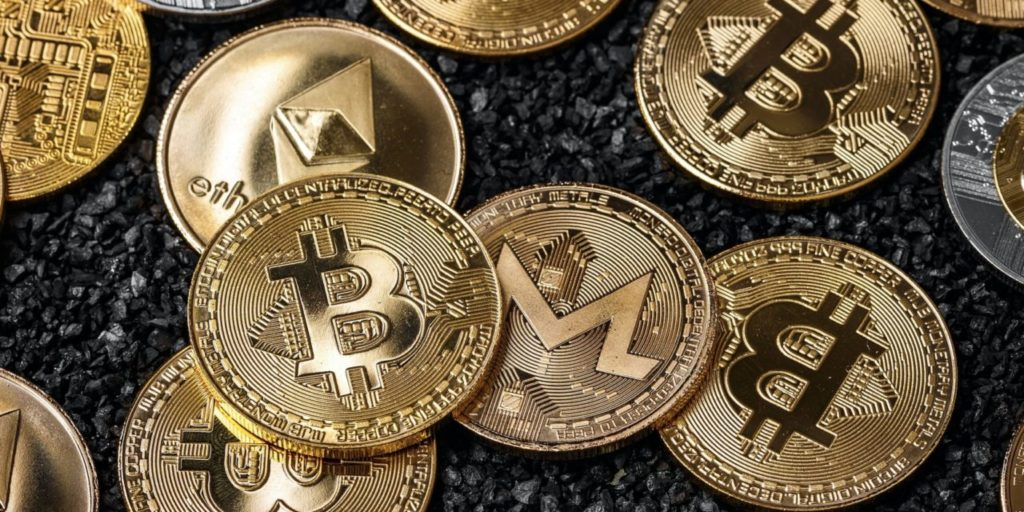 Cryptocurrency Gainers